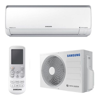 Ar Condicionado Split Samsung Digital Inverter 8 Polos 9000