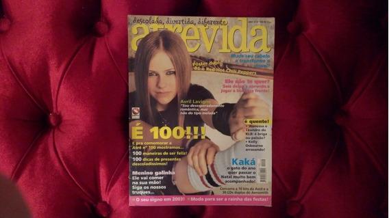 Revista Atrevida N° 100 - Avril Lavigne