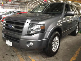 Ford Expedition Limited Aut Piel Dvd 2010