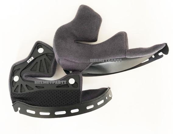 Bochechas Shoei Neotec 62 X L Original Shoei Par
