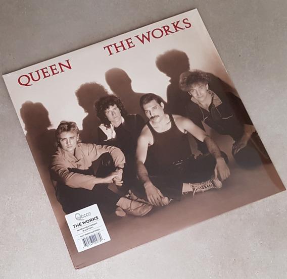 Vinil Lp Queen The Works Halfspeed Mastered Lacrado