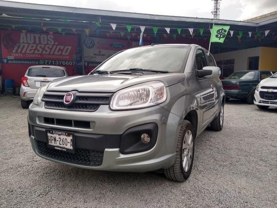 Fiat Uno Like 2017 Llevatelo Con $47,800. De Enganche