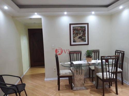 Imagem 1 de 21 de Apartamento Com 3 Dormitórios À Venda, 65 M² Por R$ 370.000,00 - Itaquera - São Paulo/sp - Ap0405