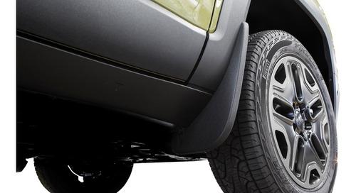 Barrero Traseiro - Renegade Jeep Renegade 16/19