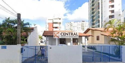 Casa Com 3 Dormitórios Para Alugar Por R$ 10.000,00/mês - Pituba - Salvador/ba - Ca0341