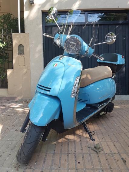 Beta Tempo 150cc Deluxe Impecable Casi Okm