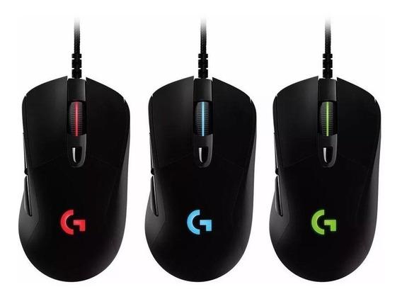 Mouse Gamer Logitech G403 Rgb 12000dpi 6 Botões