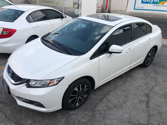Honda Civic Lx At 4 2015
