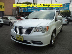 Chrysler Town & Country 2016 Touring V6/3.6 Aut