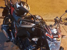 Suzuki Gixxer 155cc Naked 2017