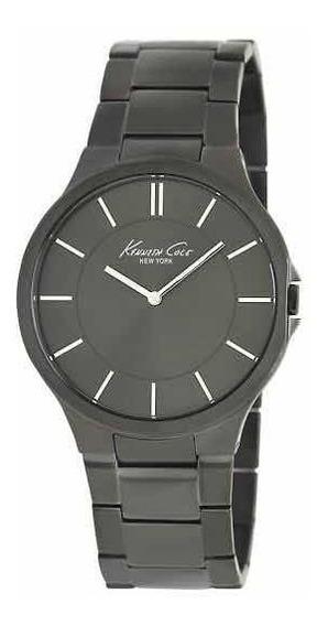 Reloj Kenneth Cole Kc9109 30mts ¡envío Gratis!