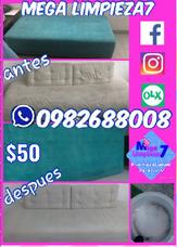 Limpieza De Muebles A Domicilio Whatsapp 0982688008