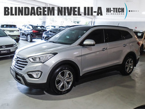 Hyundai Grand Santa Fé 3.3 7l 4wd Aut. Blindados Nível 3 A