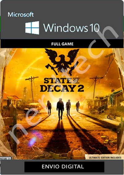 State Of Decay 2 - Suprema Edition - Pc Ultimate Edition Pc