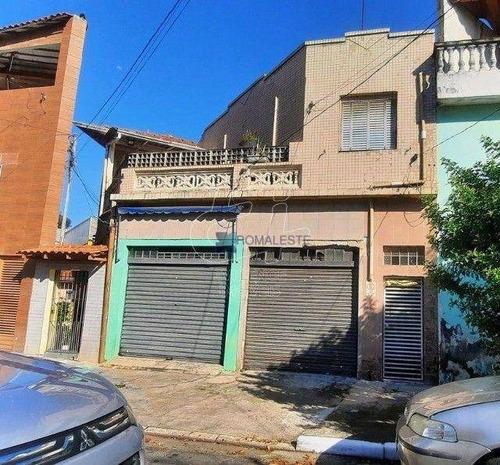 Imagem 1 de 13 de Sobrado Com 3 Dormitórios À Venda, 140 M² Por R$ 508.800,00 - Mooca - São Paulo/sp - So0402