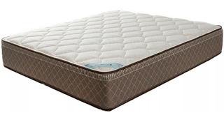 Colchon Belmo 140x190 Belspring 2 Resortes Con Inner Pillow