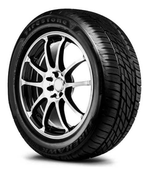 Llantas 205/55r16 91h Firestone Firehawk Wide Oval As