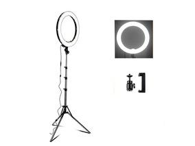 Anel De Luz Ring Ligth 26cm Maquiagem Fotos Com Tripé 1.20