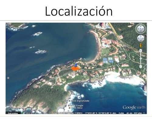 El Mejor Terreno De Punta Ixtapa