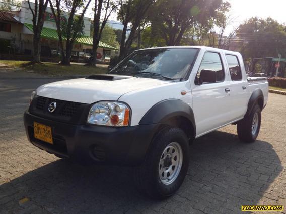 Nissan Frontier Np 300 4x4 2.5