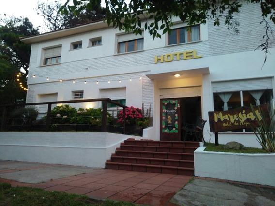 Vacaciones En Villa Gesell Hotel Centro 150 Mts Del Mar