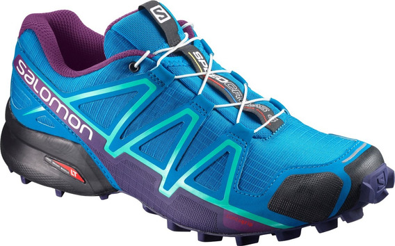 Tenis Feminino Salomon - Speedcross 4 F - Trail Running