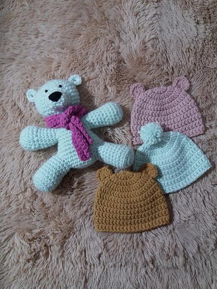 Gorras De Bebé A Crochet