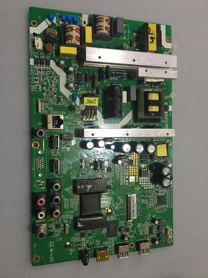 Placa Principal Tv Semp Toshiba Mod: 48l2400