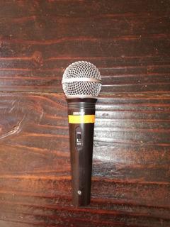 Micrófono Shure C608
