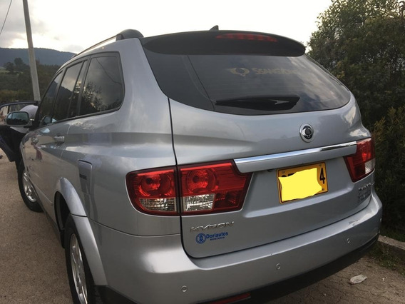 Ssangyong Kyron Diesel 2.0 Turbo
