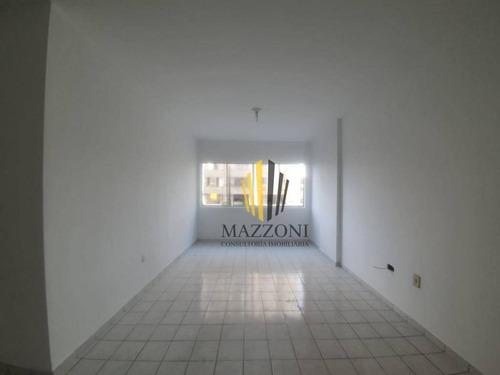 Apartamento Em Setubal   Edf. Costa Dourada   90m²   3 Quartos Sendo 1 Suíte   Dependência Completa   1 Vaga Rotativa   R$ 330.000 - Ap1970