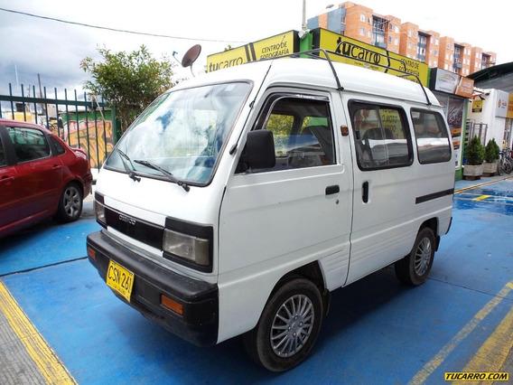 Autobuses Microbuses Daewoo Damas Coach Std