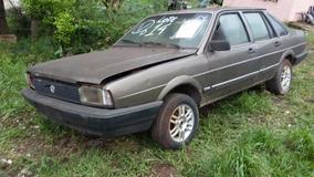 Sucata Santana Gls 2.0 1990, Motor, Cambio E Peças