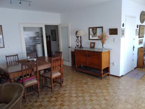Muy Buen Apartamento, Dos Dormitorios Y Servicio
