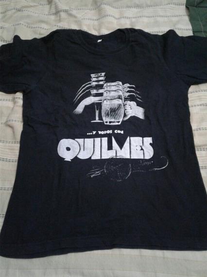 Remera Quilmes