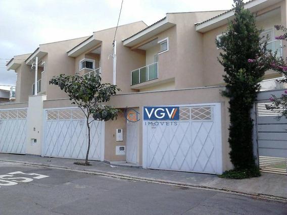 Casa À Venda, 140 M² Por R$ 745.000,00 - Jardim Cidália - São Paulo/sp - Ca0566