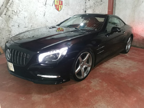 Imagen 1 de 5 de Mercedes Benz Sl 500 2013