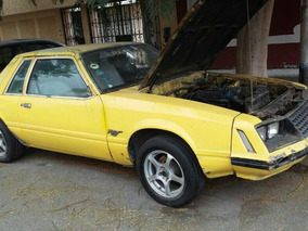 Ford Mustang 2.8cc 1982