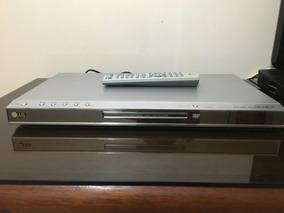 Aparelho Leitor Dvd Player Lg Dv8921n C/ Controle Remoto