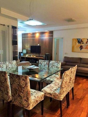 Imagem 1 de 30 de Excelente Apartamento À Venda No Residencial Vila Bella/shopping Dom Pedro - Campinas/sp - Ap16093