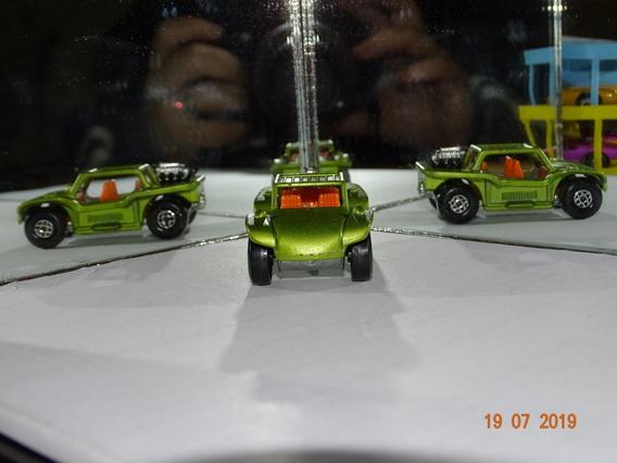 Matchbox Nº13 Baja Buggy B124
