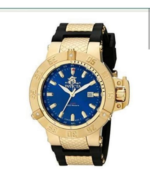Vendo Relógio Invicta Subaqua Modelo 1150 Original Na Caixa.