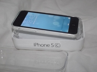 iPhone 5c 16gb Branco Original Sem Defeitos