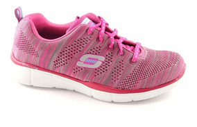 Tenis Skechers Equalizer First Rate 12033/pnk Originales