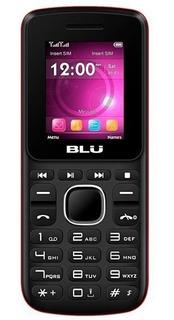 Celular Blu A100 Gsm Dual Sim Tela 1.8 Câmera Vga Rádio Fm.