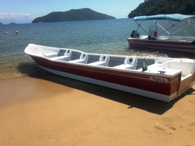 Barco Bote Fibra Pesca 7,30 Mt Artsol Fabrica Lancamento
