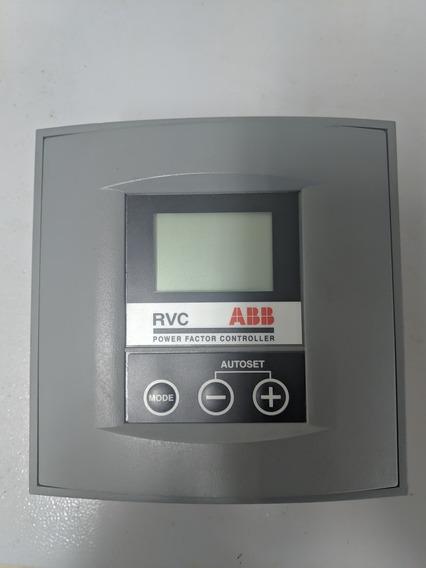 Controlador De Fator De Potência Rvc Abb 6 Estágios - Usado