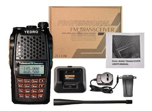 Handy Yedro Yc-167vur Dualband C/auricular - Yedro Oficial