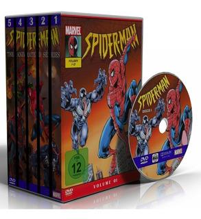 Dvd O Homem Aranha: A Série Animada (1994) - Edição Completa