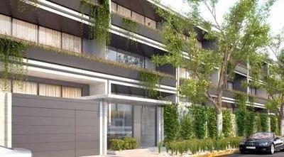 (crm-758-3758) Garden House En Venta A Estrenar Con Terraza En Polanco, Cdmx